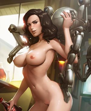 Hot Video games / Fallout 4 R34? -..