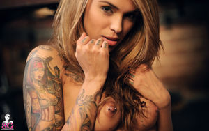 Nude Share -nsfw - Suicide girl