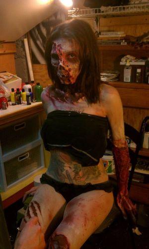Calendario con Zombies en Bikini: The..