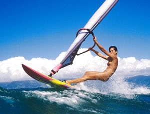 Nude Share -nsfw - Windsurfer