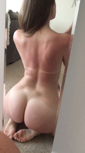 Perfect ass mirror shot (xpost..