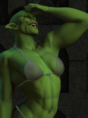 orc woman pussy