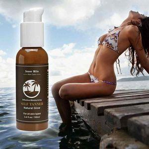 100ml/Bottle Self Tanner Organic..