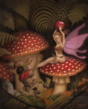 Warmics Mario Vazquez - Mushroom Fairy