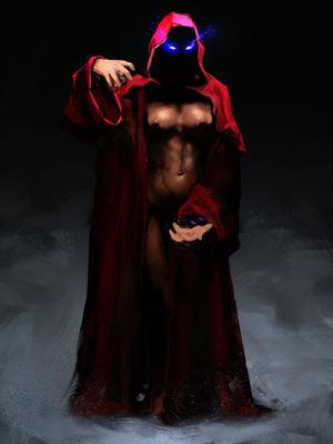 Alex Jones - Sexy Mage