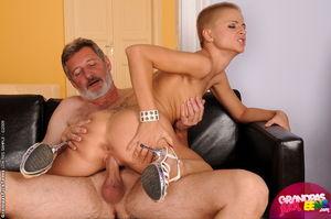 Porn girls old men - Babes