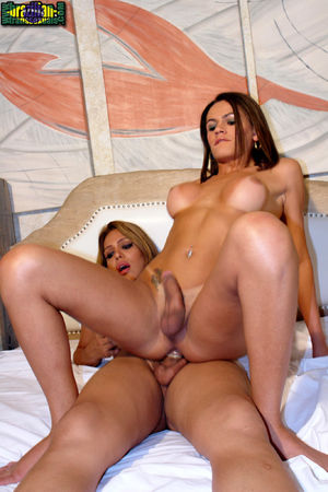 Two amazing girls sucking, fucking and..