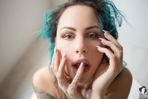 Beautiful Suicide Girl Blooma Bonsai..