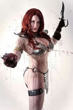 Character: Red Sonja / From: MARVEL..