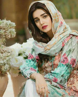 Anum fayyaz Pakistani Fashion in 2019..