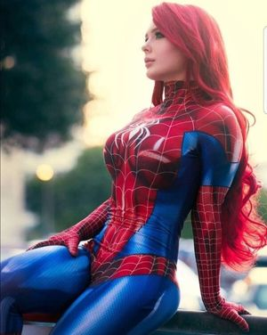 #Cosplay #Spiderman #superhero Marvel/DC
