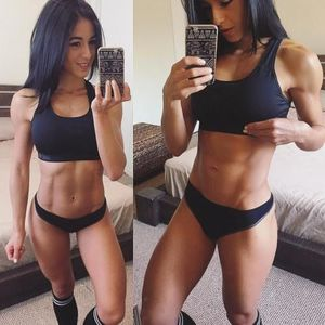Fitness Girls Beautifully Fit