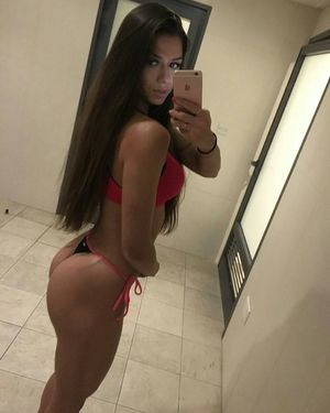 Diana Volkova Thong Bikini Butt Ass in..