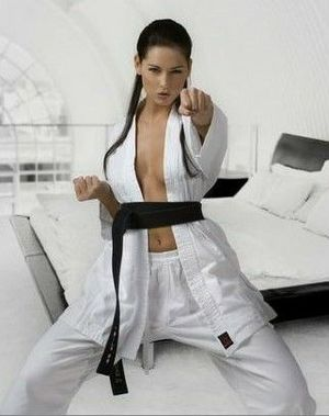 Pin by tina ross on sexy karate girls..
