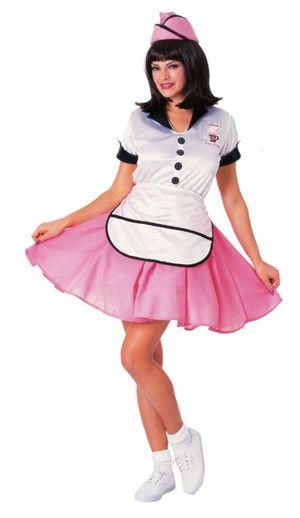 Soda Pop Girl 50's Costume -..
