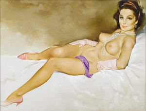 Pin-up Art of Fritz Willis...