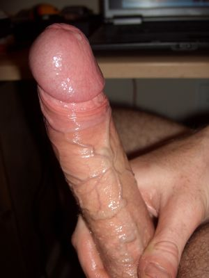 Anybody want to lick precum from my..