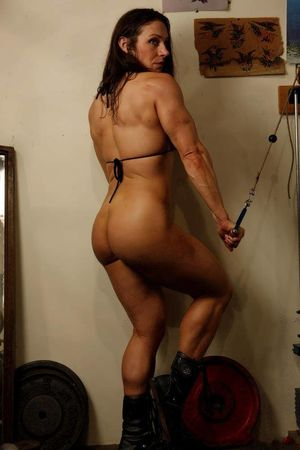 Naked muscle women pics - Other -..