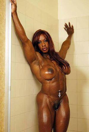 Sexy nude muscular women videos