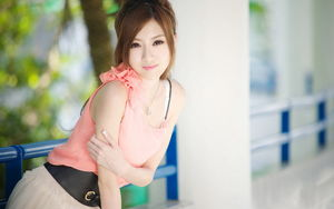 Beauty Girl Dress wallpaper 1920x1200..