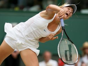 Voyeuy Jpg Tennis - Maria Sharapova NN