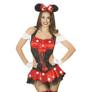 Sexy Minnie Mouse Costume Fuck -..