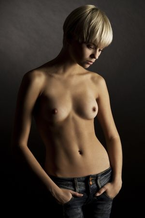 Nude Share -nsfw - Short hair can..