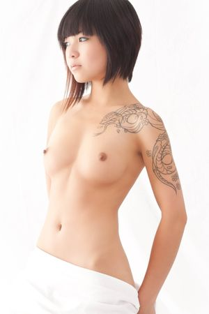 Beautiful nude asain girls - Pics and..