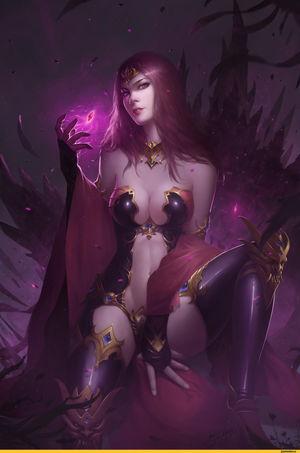 Маги(Fantasy) арт..