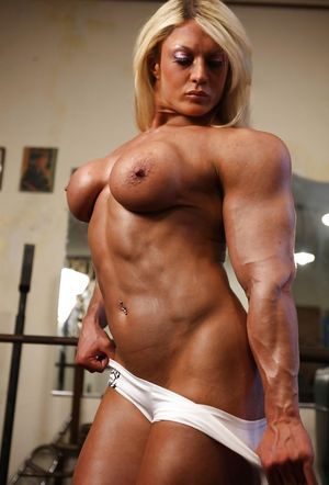 Muscle Girl - Would you fuck her?