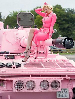 Танковые..