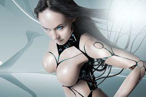 Robo Girl Kalina