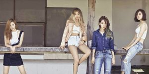 Wonder Girls released teaser image..