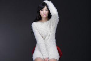 bengal photos: Sexy Korean Model Kim..