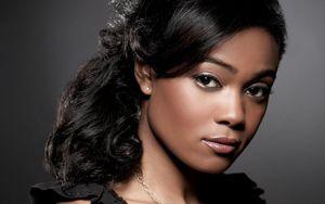 black people, Tatyana Ali, ponytails,..