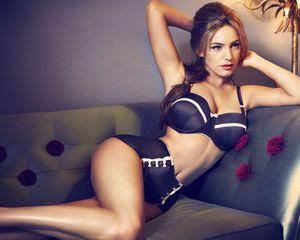 models, cleavage, женщины,..