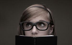girls with glasses, девушки в..