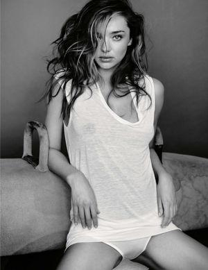 More of Miranda Kerr's Sexy Shoot..
