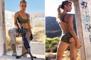 World's sexiest marine Shannon Ihrke..
