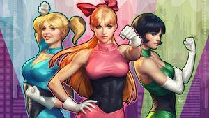 The Powerpuff Girls Wallpapers (69+..