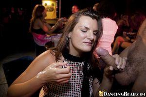 Dancing Bear, sex party, bachelorette..