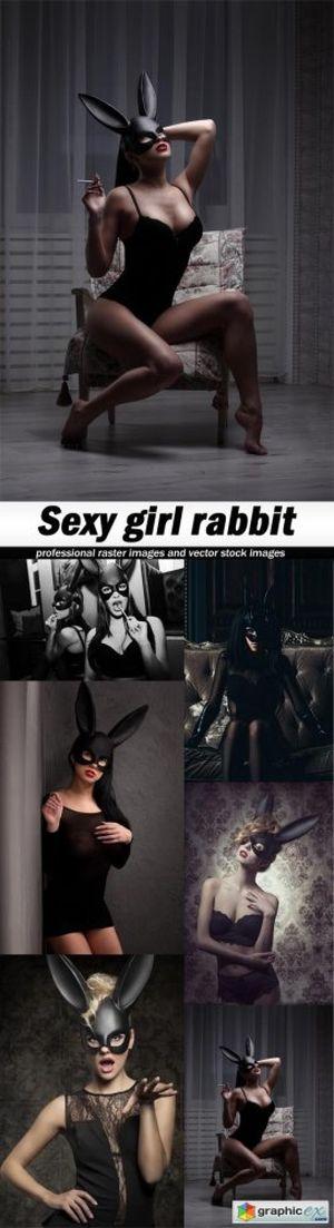 "Sexy girl rabbit-6xJPEGs "" Free.."