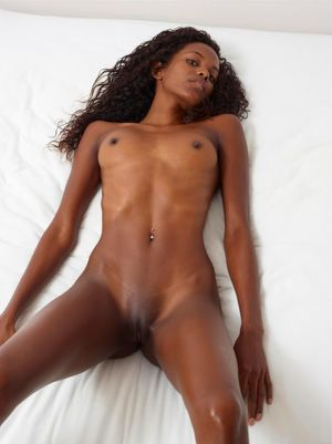 Slim black women naked - Sex photo