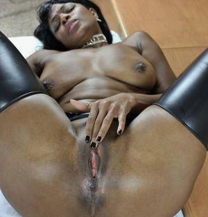 Hottest Ebony Babe Sucked and Fucked..