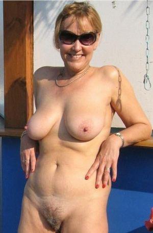 Nude hairy mature blonde milf - Ehotpics