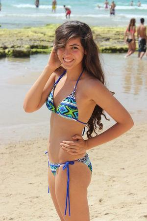 Bar Damti - Hallway Bikini - TGIF..