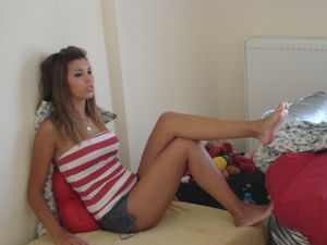 Amateur Amateur Teen Girlfriend Feet..