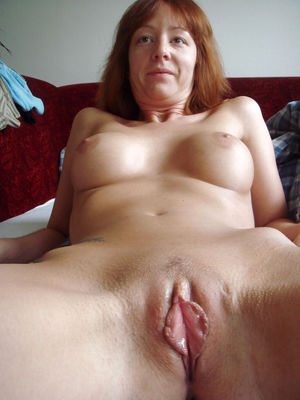 Amateur pics of mature nude redhead -..
