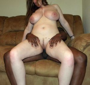 Busty Married Wife Riding a Big Dick -..