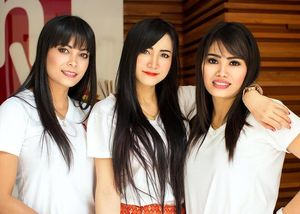 HV Happy Valley Thai Massage - Blue..